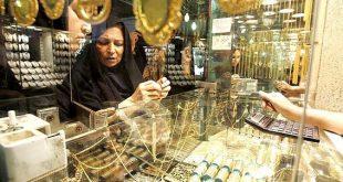 بازار طلا چرخید/ سکه ارزان شد