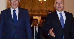 لاوروف:غرب تمایلی به موفقیت نشست آستانه ندارد/چاووشاوغلو: با تروریستها امنیت در ادلب محال است