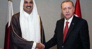 امیر قطر: در کنار ترکیه می ایستیم