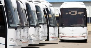 جدیدترین وضعیت تولید اتوبوس