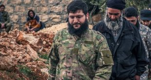فرمانده جدید گروه تروریستی احرارالشام/عکس