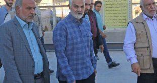 ادعای الحیات: سردار سلیمانی و نماینده آمریکا در بغداد / ماجرا چیست؟