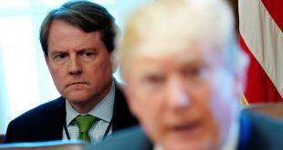 همکاری مشاور حقوقی کاخ سفید با بازرس ویژه تحقیقات روسیه/ ترامپ: خودم اجازه دادم
