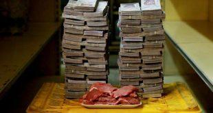 تورم باورنکردنی در ونزوئلا