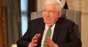 فواد معصوم: برخی از تحریمهای آمریکا علیه ایران از جمله ارز برای عراق الزامآور است