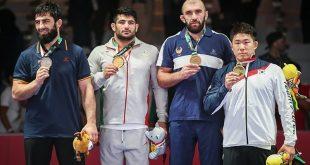 کسب مدال طلای کریمی و یزدانی در بازیهای آسیایی جاکارتا