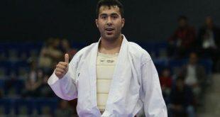 سجاد گنجزاده قهرمان آسیا شد/ طلای چهاردهم به نام کاراته ثبت شد