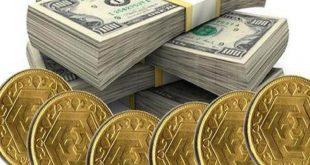 قیمت طلا، قیمت دلار، قیمت سکه و قیمت ارز امروز ۹۷/۰۶/۰۵