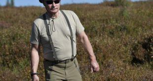 کوهنوردی پوتین به همراه روسای ارشد امنیتی در سیبری