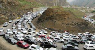 تهرانیها و کرجیها رکوددار سفر تعطیلات/مازندران پرمسافرترین مقصد