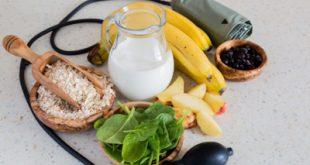خوراکیهای تنظیمکننده فشـار خون