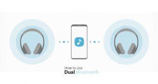 چگونه گوشی خود را همزمان به دو اسپیکر بلوتوث وصل کنیم؟