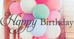 دلنوشته های زیبای تولدم مبارک