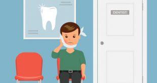 تست هوش: سالن انتظار مطب دندانپزشکی