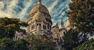 کلیسای سَکرِه کُر در فرانسه (+تصاویر)