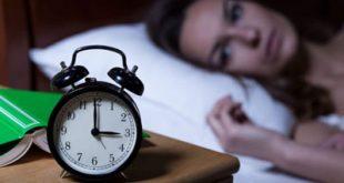 دلایل بی خوابی در میانه های شب چیست؟