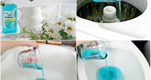 از این مواد برای نظافت استفاده کنید