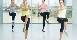 حرکات پایهای که به کاهش وزن کمک میکنند