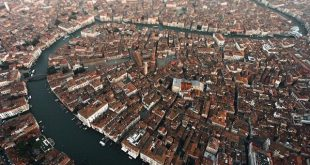 تصاویر هوایی از سراسر دنیا از نگاه دوربین یک معمار خلاق