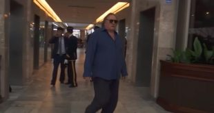 بازیگر متهم به تجاوز سر از کره شمالی درآورد