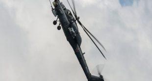 سقوط یک فروند بالگرد ائتلاف سعودی در شرق یمن با 2 کشته