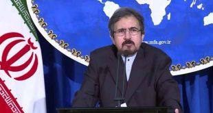 قاسمی: خبری از بازداشت دانشجوی ایرانی در استرالیا دریافت نکردهایم