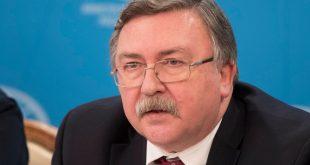 نماینده روسیه در آژانس: خسارت اقتصادی خروج امریکا از برجام برای ایران جبران شود