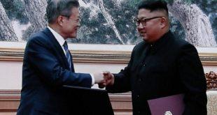 دو کره برای اولین بار برنامه خلع سلاح اتمی را مشخص کردند