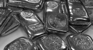 طلا به کمک پلاتین میرود