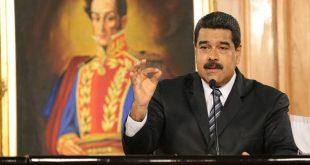 مادورو: دبیرکل سازمان کشورهای آمریکایی یک «آشغال» است