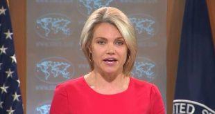 سخنگوی وزارت خارجه آمریکا: ایران مسئول آسیب رسیدن به اماکن دیپلماتیک در عراق است