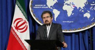 واکنش سخنگوی وزارت خارجه به حمله تروریستی اهواز