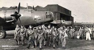 هواپیماهای جنگ جهانی دوم (+تصاویر)