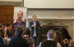 استقبال بیسابقه از کارگاه اصغر فرهادی در تورنتو
