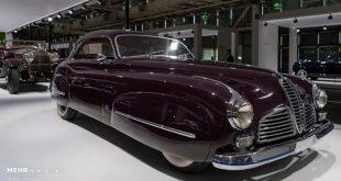 نمایشگاه خودروهای کلاسیک در سوئیس (+تصاویر)