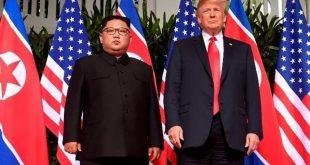 واکنش ترامپ به نتایج دیدار رهبران دو کره