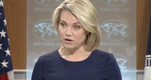«وزارت خارجه آمریکا» حادثه تروریستی اهواز را محکوم کرد