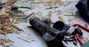 حمله خمپارهای داعش به پایگاه نظامی آمریکا