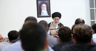 رهبر انقلاب: گوشمالی سختی به عوامل بزدل حادثه تلخ اهواز خواهیم داد