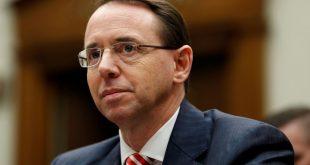 «معاون وزیر دادگستری» آمریکا استعفا داد