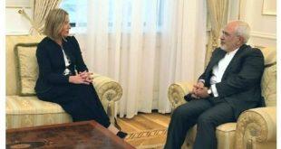 موگرینی: راهحلهای عملیاتی اروپا برای تأمین خواستههای ایران بهزودی اجرایی میشود