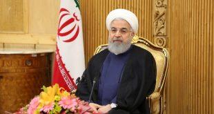 روحانی: امروز گروههای تروریستی از سوی کشورهای مدعی مبارزه با تروریسم حمایت می شوند