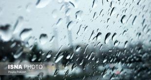 بارشهای پراکنده در برخی نقاط کشور