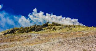 """اثرات آتشفشان دماوند بر 5 گسل اطراف آن/""""دماوند"""" از دید زمینشناسی یک سامانه آتشفشانی فعال است"""