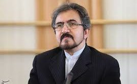 قاسمی :  تلاش ناموفق تعداد اندکی معاند ضد ایرانی برای تعرض به سفارت ایران در پاریس