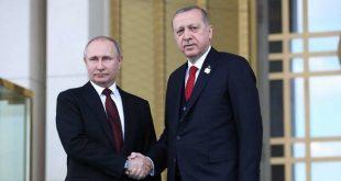 """پنتاگون: دیدار پوتین و اردوغان درباره سوریه """"دلگرم کننده"""" بود"""