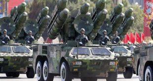 آمریکا ارتش چین را تحریم کرد
