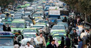 پیشبینی افزایش ۲۰ تا ۳۰ درصدی ترافیک تهران با آغاز مهرماه