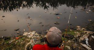 کثیفترین رودخانه جهان که آب ۲۸ میلیون نفر را تامین میکند!