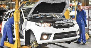 چند درصد از هر خودرو چینی،تولید داخل است؟
